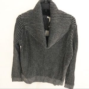 JOIE cowl neck sweater size Small NWT